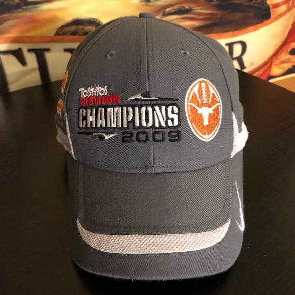 Nike 2009 Texas Longhorns Tostitos Fiesta Bowl Hat